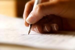 ecrire-en-anglais